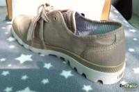 Palladium – Pampa Oxford LITE – Aluminum – รองเท้าพัลลาเดี้ยมเบาใส่สบายลุยทุกๆวัน