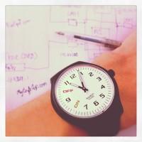 Swatch – 5 Days A Week (STAB100e) Touch Alarm นาฬิกาสว๊อช เพื่อทุกๆวัน