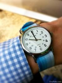 Timex – Slip Thru Weekender™ – นาฬิกาไทม์เม๊กซ์ ใส่สบาย ลุยทุกที่ ทุกโอกาส