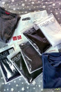 Uniqlo – Crew Neck Short Sleeve Color Dry T-Shirt – เสื้อยืดคอกลมยูนิโคล่ เนื้อดีสำหรับทุกคน