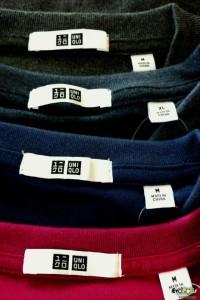 Uniqlo – Soft Touch V Neck Long Sleeve – เสื้อยืดคอวีแขนยาวยูนิโคล่สัมผัสนุ่ม