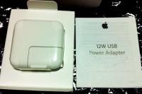 Apple – 12W USB Power Adapter – แอปเปิล 12วัตต์ ยูเอสบี อแดปเตอร์ รีวิว