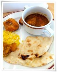 Tandoor Indian Restaurant – Holiday Inn Hotel, Bangkok – แทนดอร์ อาหารอินเดีย แท้ ๆ โรงแรม ฮอลิเดย์ อินน์ สีลม