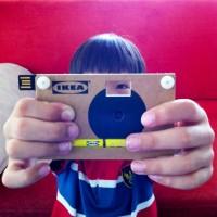 IKEA KNÄPPA –  Flat-pack Cardboard Digital Camera – อิเกีย คแน๊ปป้า กล้องกระดาษดิจิตอล สุดชิค