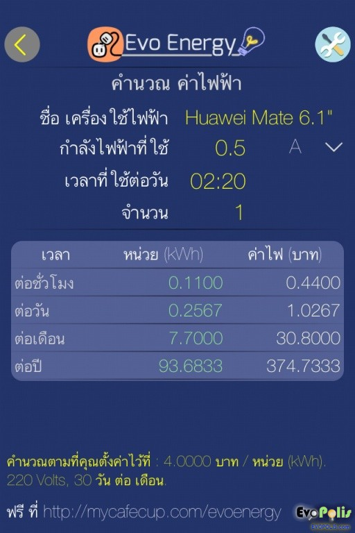 EvoEnergy-Huawei-Ascend-Mate