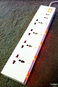 Hubble Power Strip with dual USB ports - 22