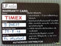 Timex Weekender Slip Thru - T2N837-06