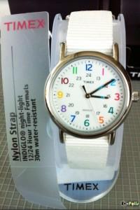 Timex Weekender Slip Thru - T2N837-08