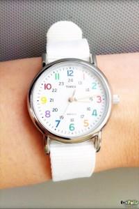 Timex Weekender Slip Thru - T2N837-18
