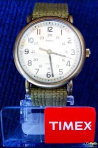Timex Weekender Slip Thru - T2N894-07