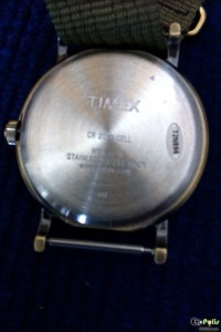 Timex Weekender Slip Thru - T2N894-15