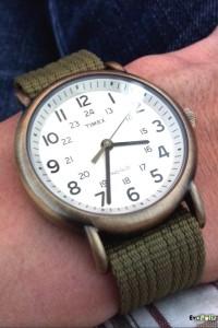 Timex Weekender Slip Thru - T2N894-22