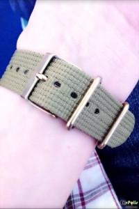 Timex Weekender Slip Thru - T2N894-23