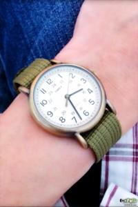 Timex Weekender Slip Thru - T2N894-24