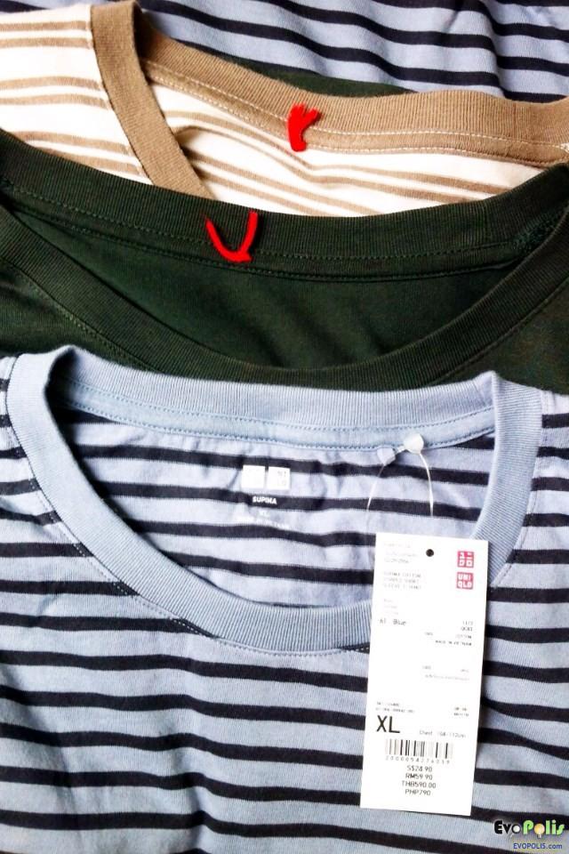 uniqlo supima cotton t shirts review