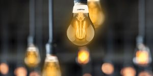 Lamptan LED light bulb vintage style 4W E27 - หลอดไฟ แลมป์ตัน แอลอีดี วินเทจสไตล์ 4 วัตต์ นำอดีตมาสู่ปัจจุบัน