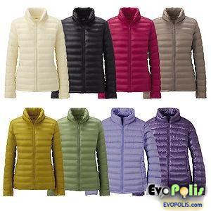 Uniqlo - Premium Down Ultra Light Jacket - เสื้อกันหนาวยูนิโคล่อุลตร้าไล้ท์อุ่นๆเบาๆ