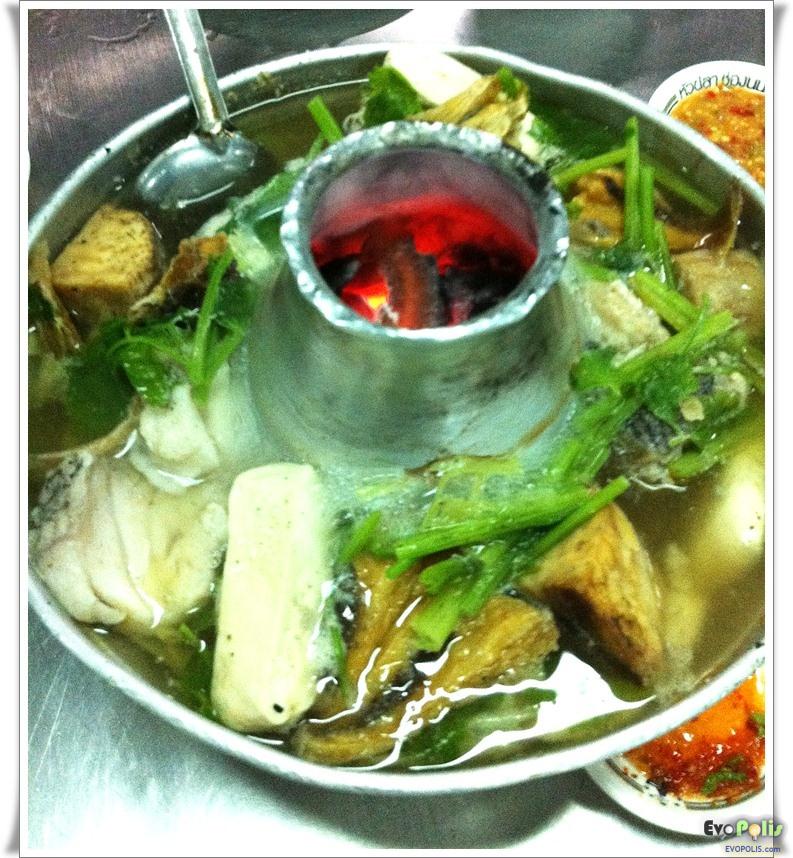 Huapla Chongnonsea - หัวปลาช่องนนทรี