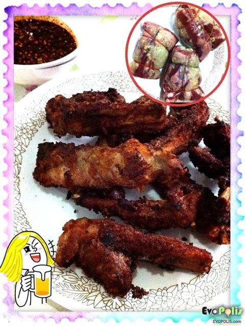 Fermented Pork Ribs - แหนมซี่โครงหมู อาหารทำเองง่าย ๆ ไม่ต้องง้อใคร
