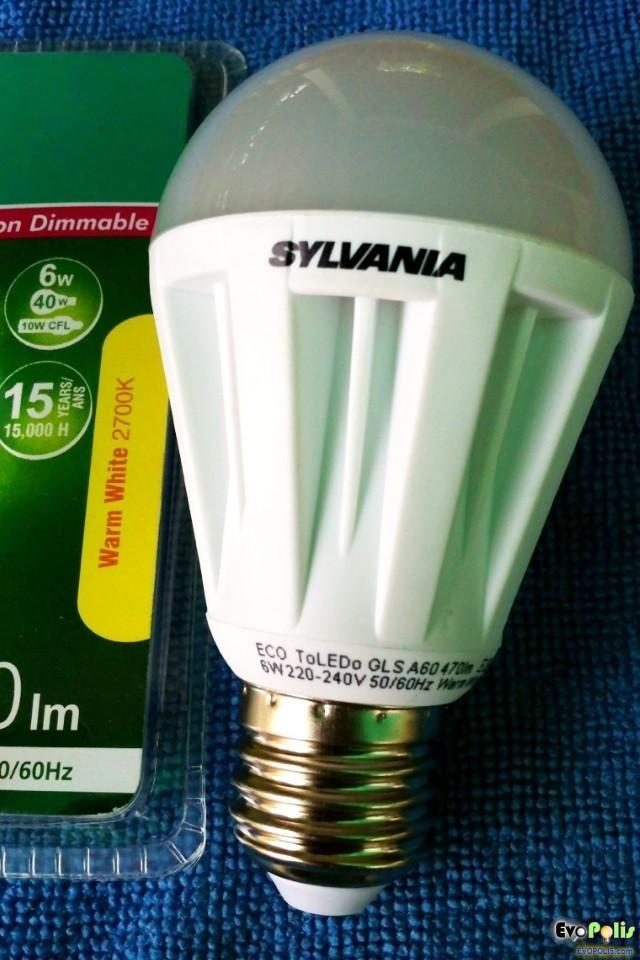 Silvania / Philips – LED 6W/7W Bulbs 470lm/600lm E27 – ซิลวาเนีย/ฟิลิปส์ หลอดไฟบ้าน แอลอีดี ประหยัดไฟ ราคาเบาๆ