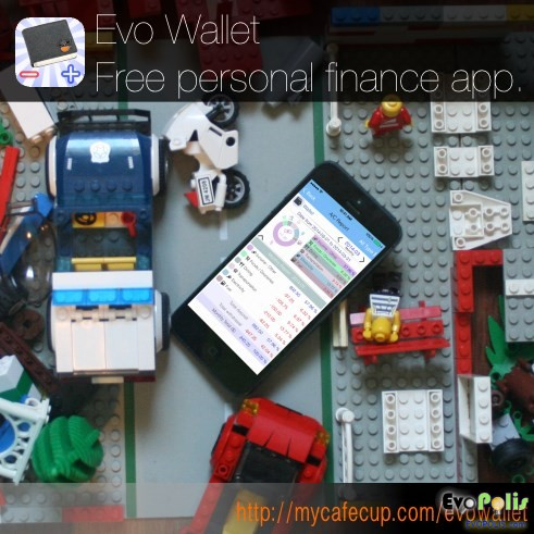 Evo Wallet – Easy to use Personal Money Tracker for Mobile – อีโว วอลเล็ต – โปรแกรมบันทึกการเงิน รับจ่ายโอน บนมือถือ สุดแสนจะใช้ง่าย