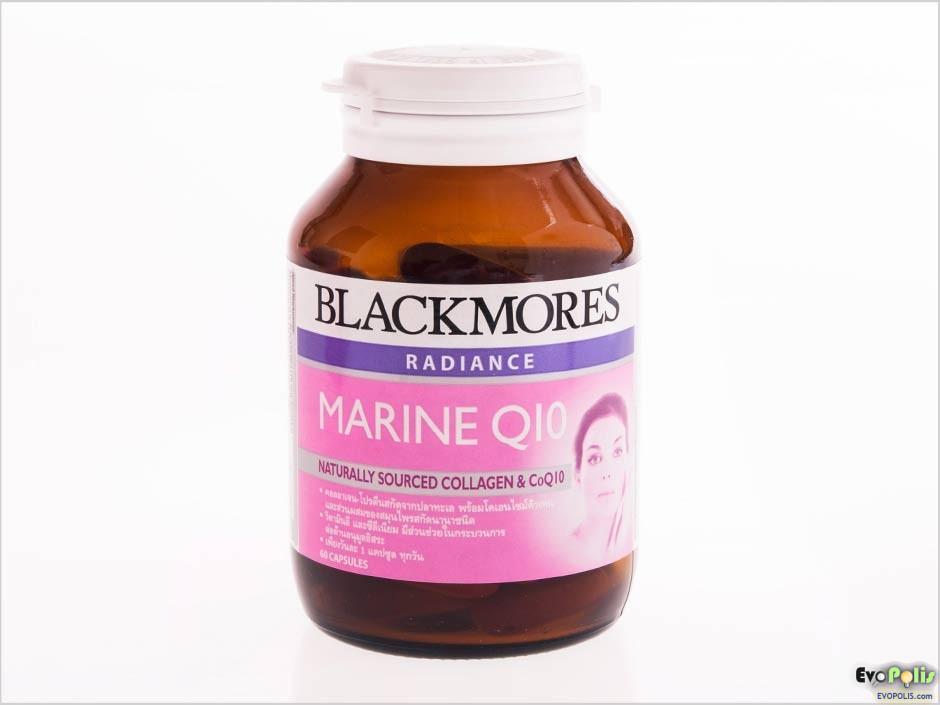Blackmores Radiance Marine Q10 กินแล้วดียังไง?